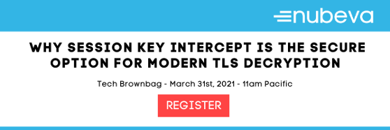 Why Session Key Intercept is THE Secure Option for Modern TLS Decryption-1