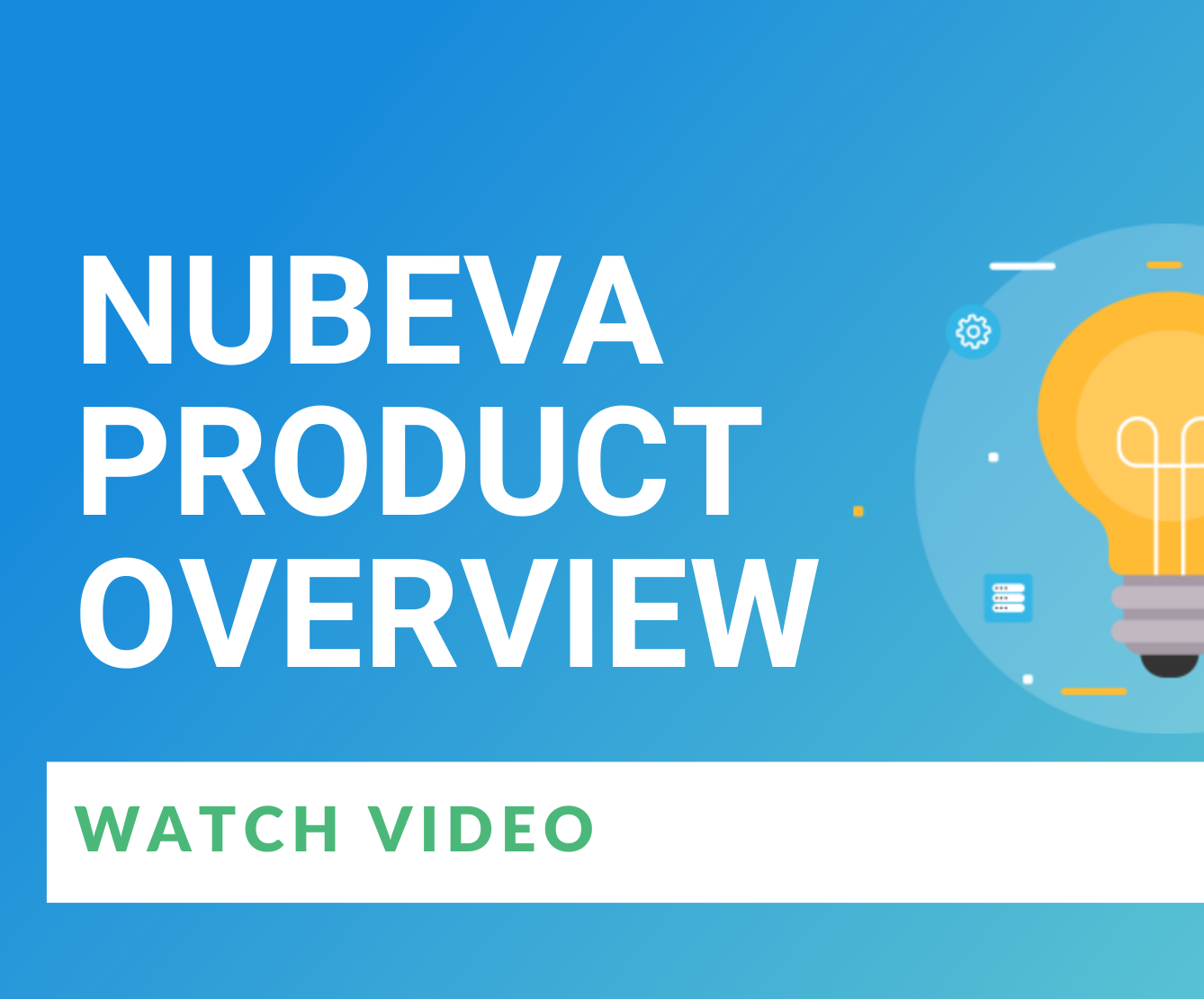 Copy of Product OverView Nubeva _ Youtube