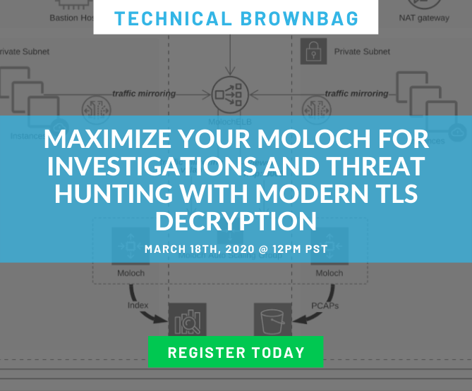 Moloch Technical Brownbag - Thumbnail