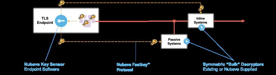Nubeva Session Key Intercept