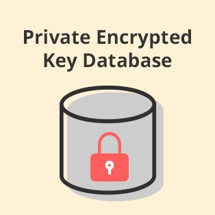 Secure Key Database